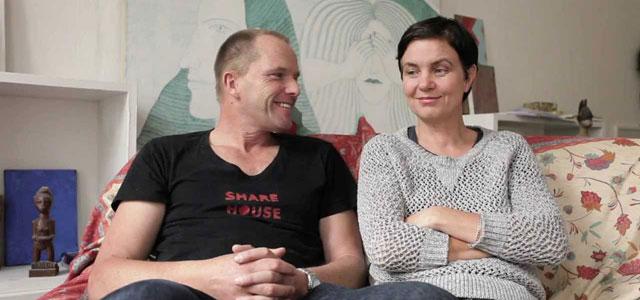 Elke Naters und Sven Lager